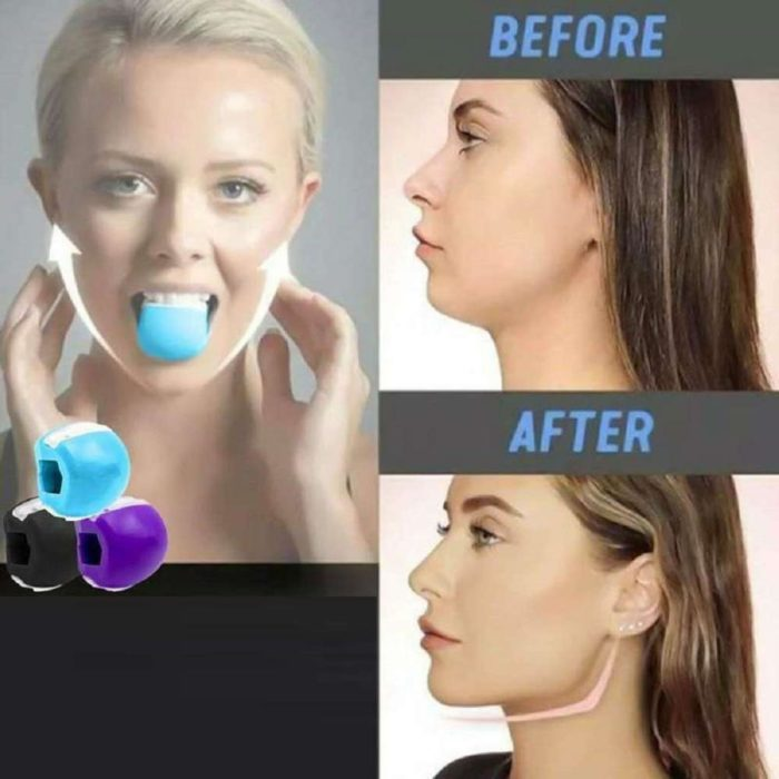 Silicone Reusable Jaw Workout Tool