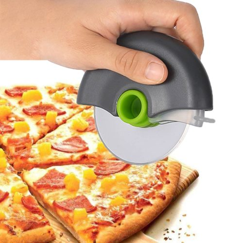 Stainless Steel Pizza Wheel Cutter