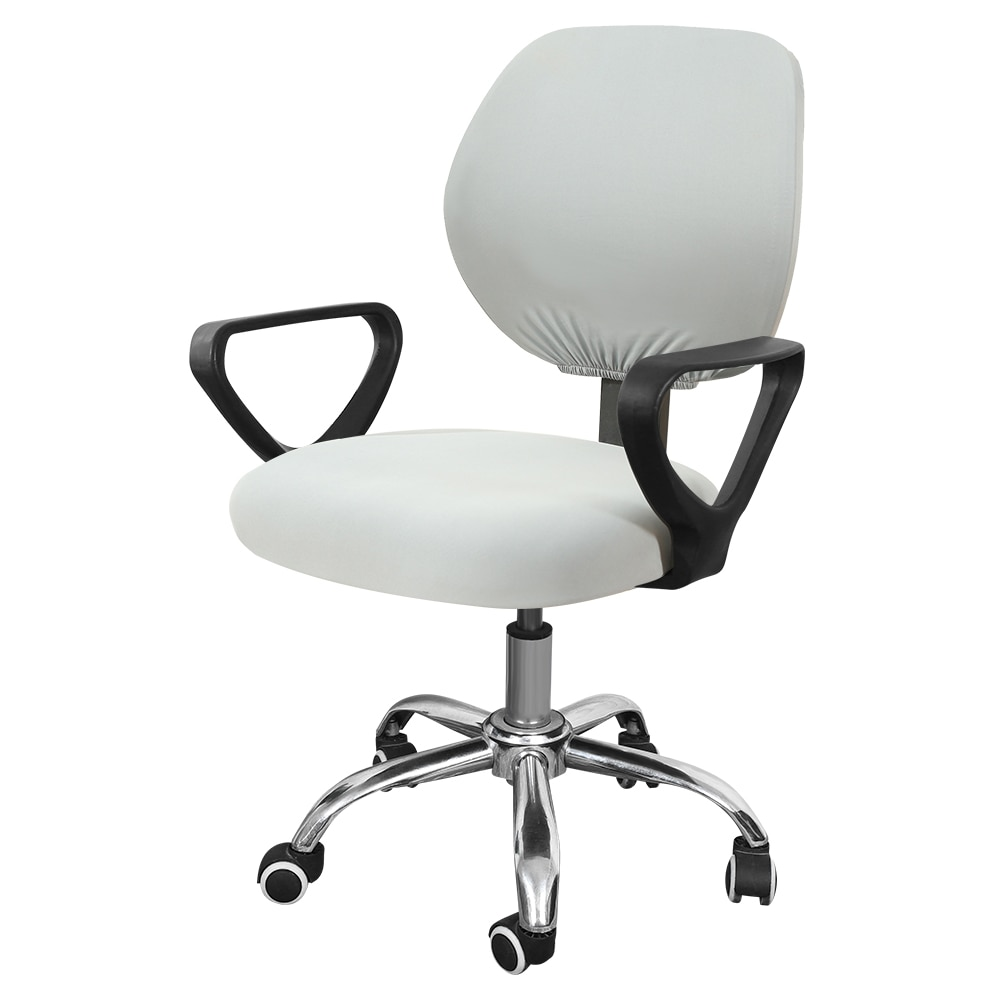 Removable Elastic Office Chair Cover