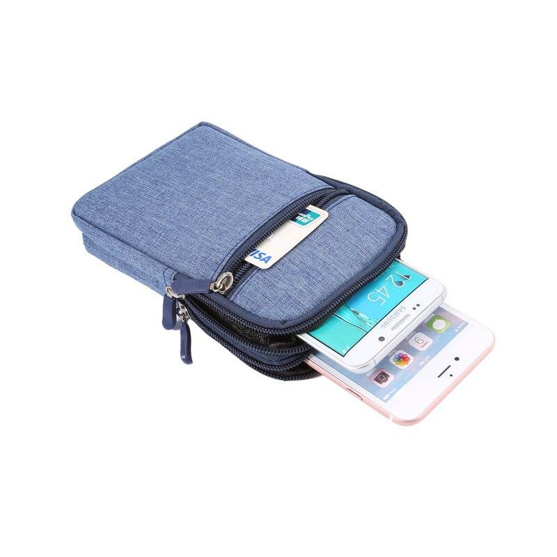 Cell Phone Belt Pouch Bag