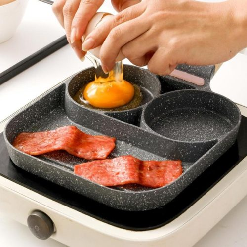 Non-Stick Multi Section Frying Pan