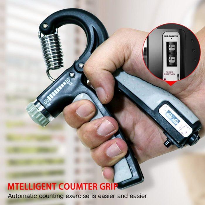Adjustable Gripper Hand Exerciser Grip