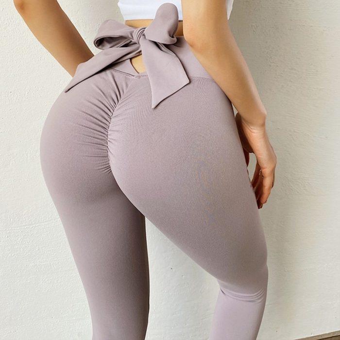 High Waist Butt Lifting Yoga Pants