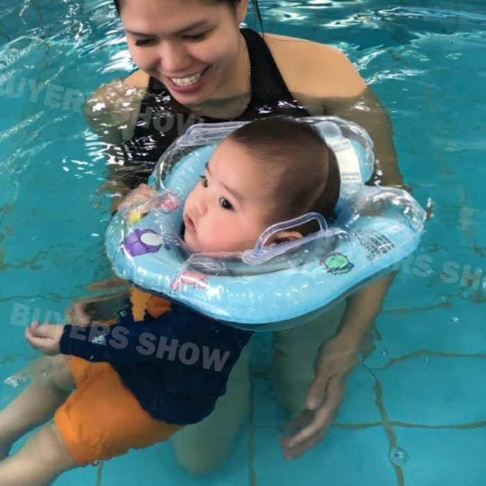 Inflatable Neck Floater for Baby