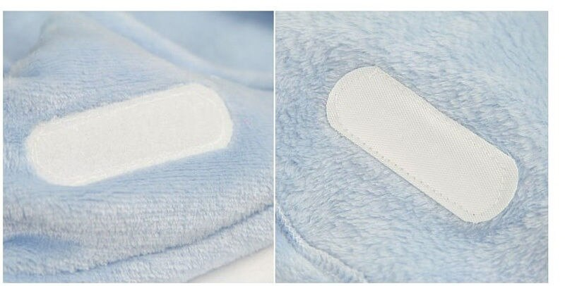 2018 Brand New Newborn Kids Baby Warm Cotton Swaddling Blanket Sleeping Bags Swaddles Warp Cotton Warm Cartoon Sleeping Bags