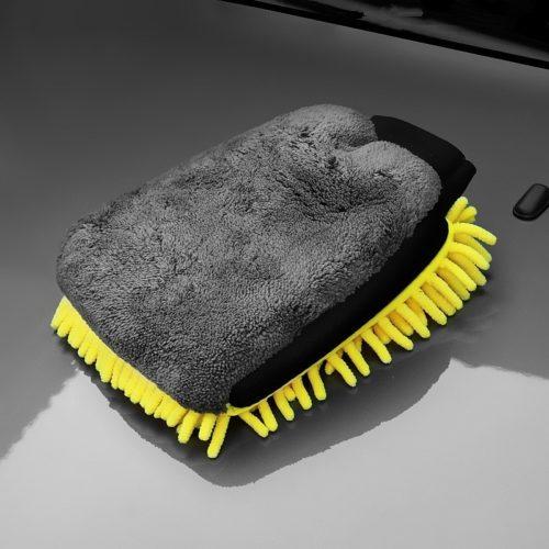 Waterproof Microfiber Carwash Glove