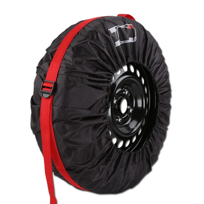 Dustproof Spare Tire Cover Storage Bag