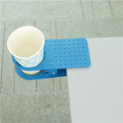 Reusable Drink Clip Desk Extension Holder