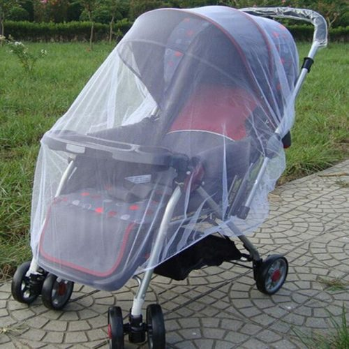 Stretchable Mesh Stroller Mosquito Net