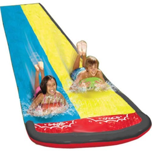 PVC Double Side Water Slide Sprinkler