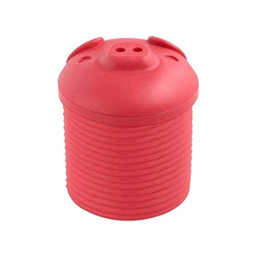 Silicone Pig Bacon Grease Container