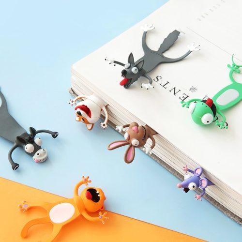 Funny Plastic 3D Bookmark