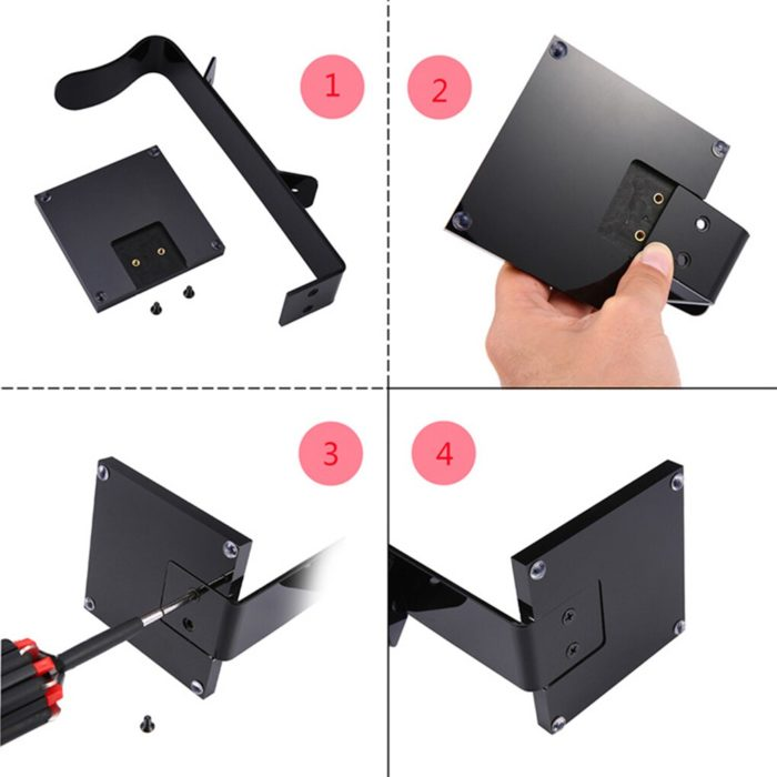 Gaming Headphone Stand Headset Holder