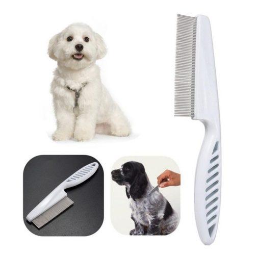 Dog Grooming Comb Flea Pet Brush
