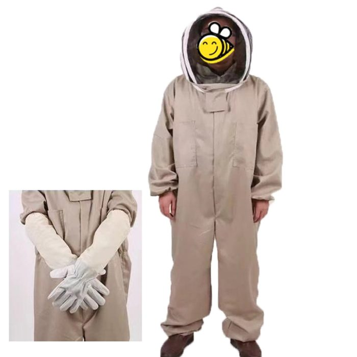 Full Body Bee Protection Suit
