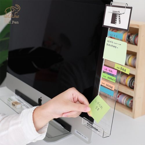 Acrylic Monitor Memo Board