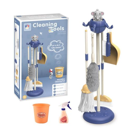 Kids Broom Set Cleaning Toys