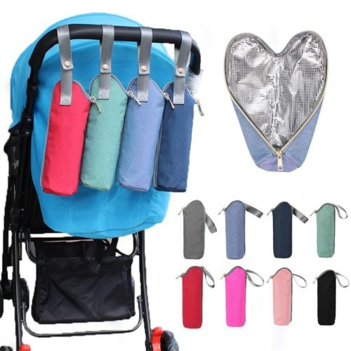 Baby Bottle Warmer Bag Thermal Pouch