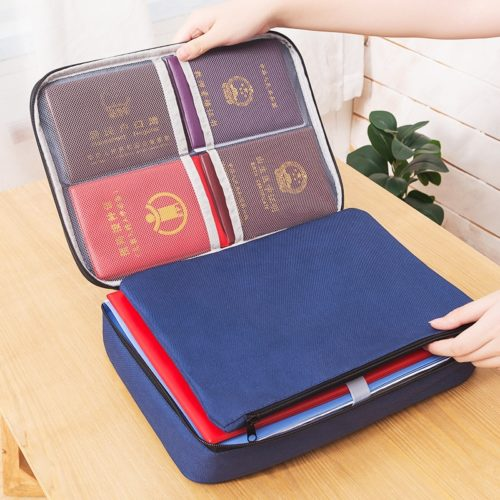Large Capacity Folder Bag for Documents