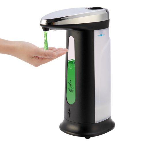 Automatic Liquid Soap Dispenser With Sensor