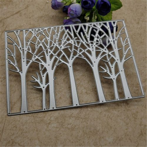 Metal Embossing Tree Cutting Die
