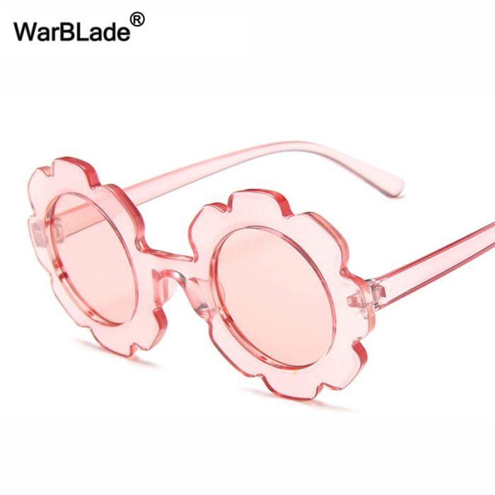 Kids Flower Sunglasses Cute Eyewear