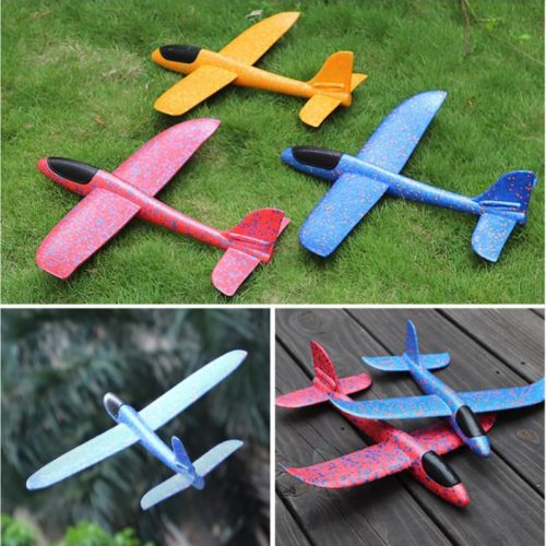 Foam Glider Plane Hand Throwing Airplane