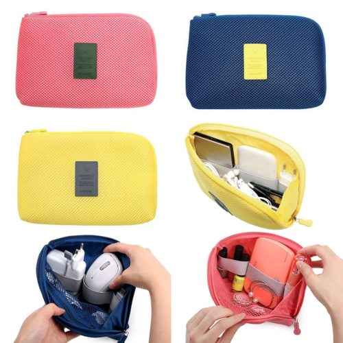 Travel Pouch Bag Multipurpose Organizer