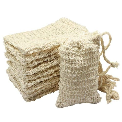 Eco-Friendly Sisal Soap Bags (30 pcs)