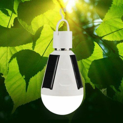 Light Bulb Solar Light 7W Power