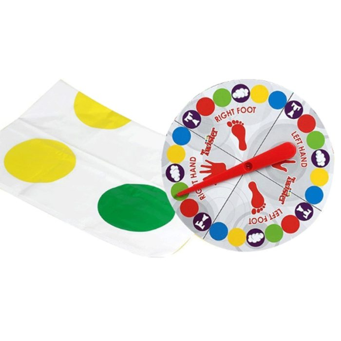 Twister Game Mat Family Interactive Toy