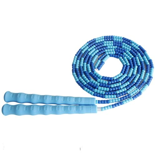 Non-Slip Beaded Skipping Rope