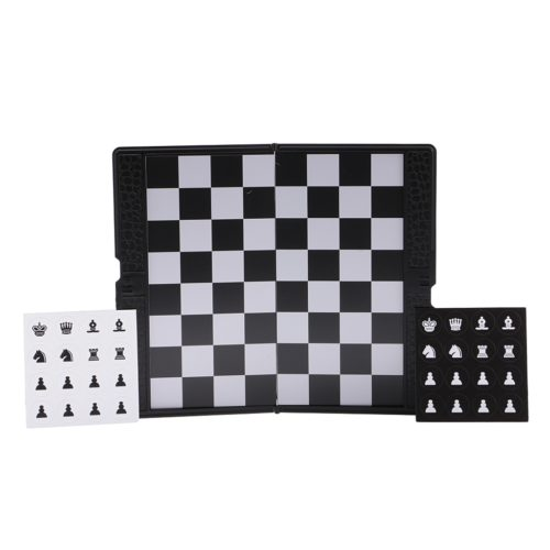 Portable Chess Set Magnetic Board Game