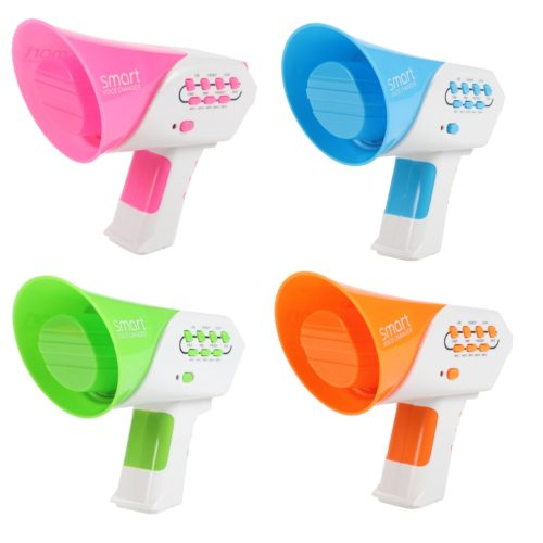 7 Sound Effects Voice Changing Toy Megaphone