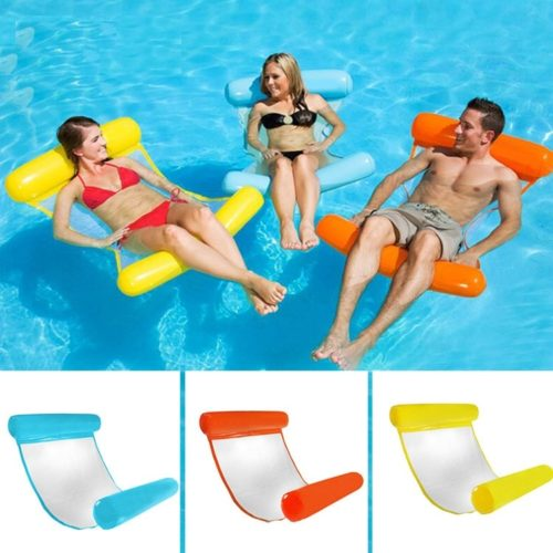 Inflatable PVC Pool Floating Chair
