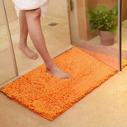 Absorbent Non-Slip Bath Rug
