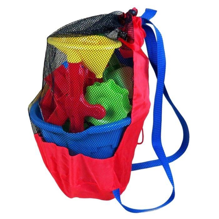 Mesh Beach Toys Bag