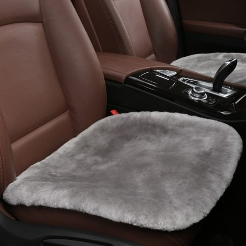 Car Natural Sheepskin Seat Cover