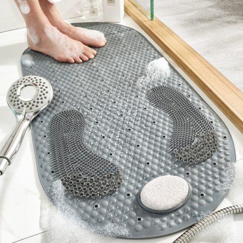 Textured PVC Nonslip Shower Mat