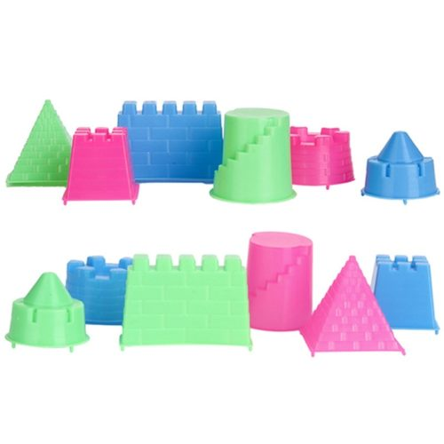 Sand Castle Molds Set (6 pcs)