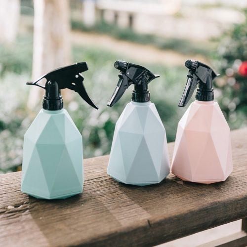 Watering Spray Bottle Geometric Sprayer