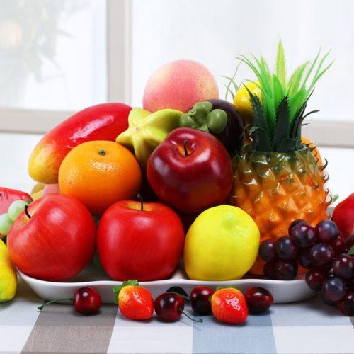 Fake Fruit Decor Artificial Food Prop