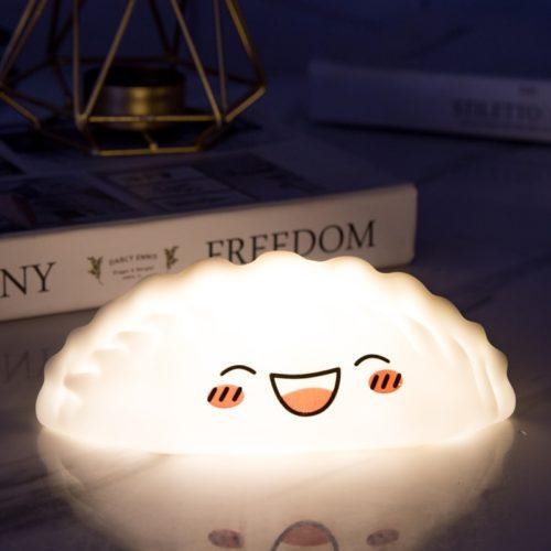Dumpling Lamp LED Night Light