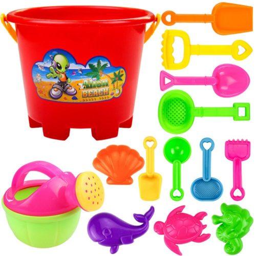 Beach Toy Set 14-Piece Sand Tools