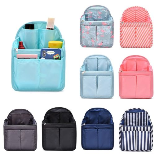 Backpack Insert Compartment Organizer