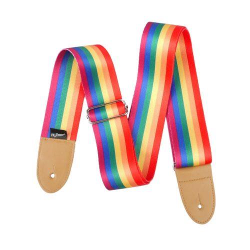 Acoustic Guitar Strap Multicolor Belt
