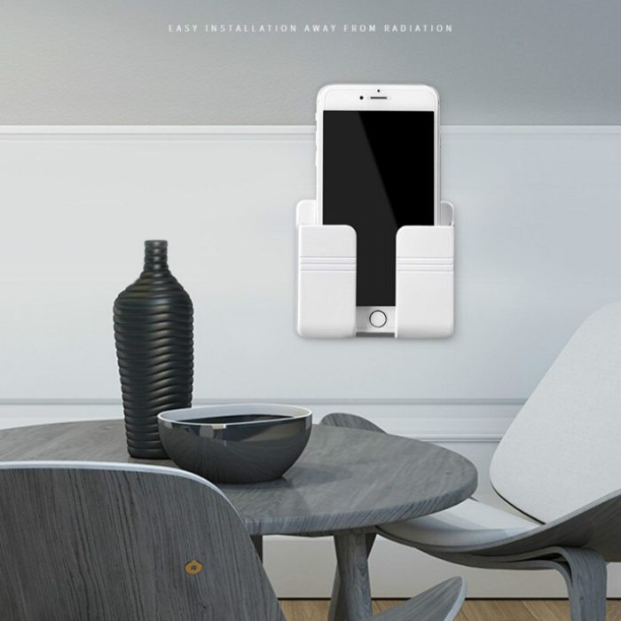Wall Mount Phone Holder Charging Stand