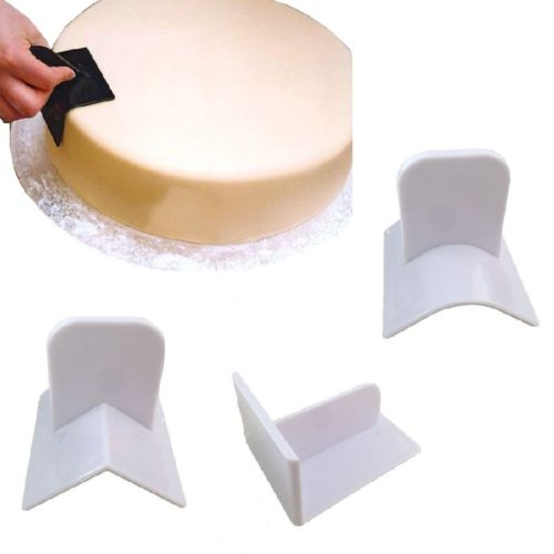 Plastic Fondant Smoother Cake Decorating Tool