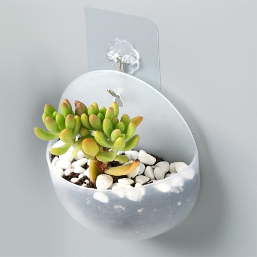 Nordic Style Wall Mount Plant Pot