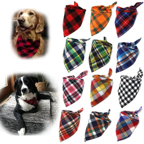 Pet Bandana Fashionable Dog Accessory